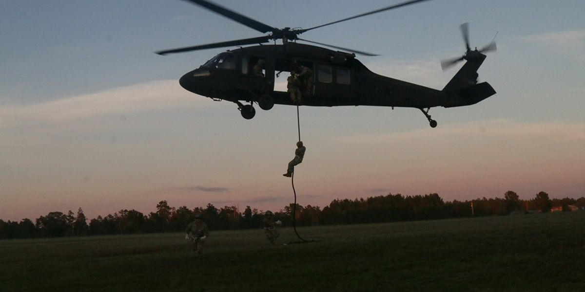 UPDATE: 4 paratroopers remain hospitalized; Camp Shelby training will resume soon