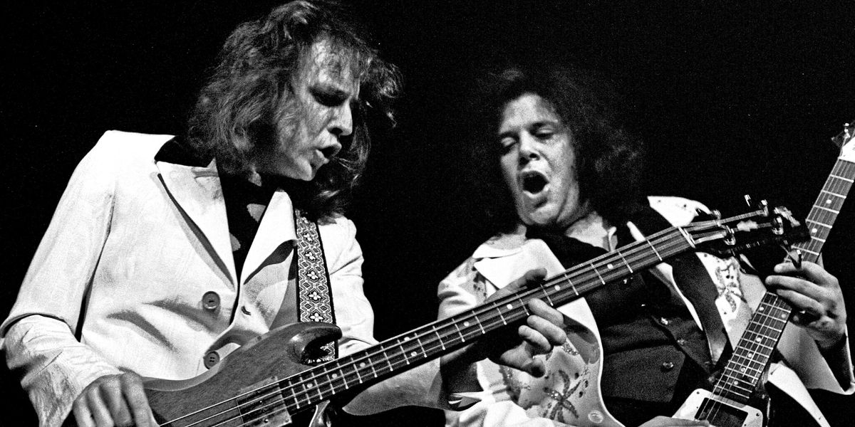 Mountain's Leslie West Dead at 75