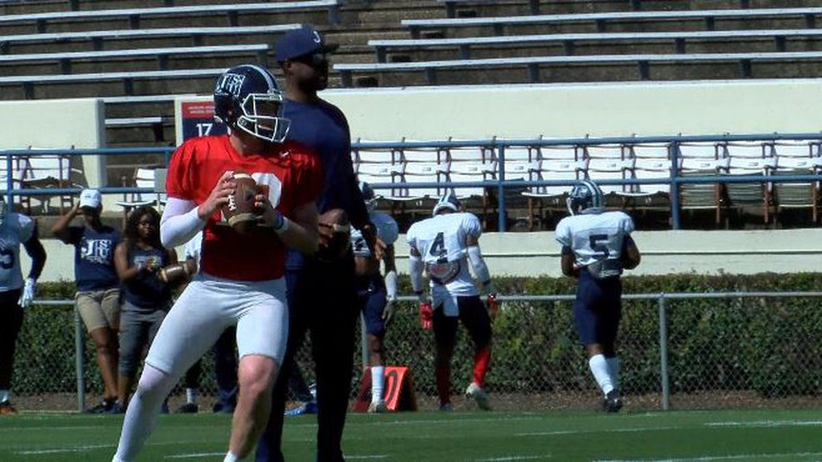 Jackson State spring football comes to an end