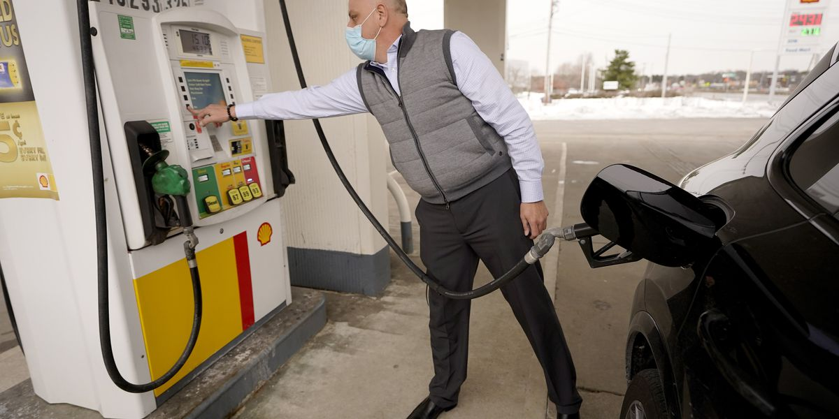 Gas prices in Mississippi have jumped 10 cents per gallon. Here's why.