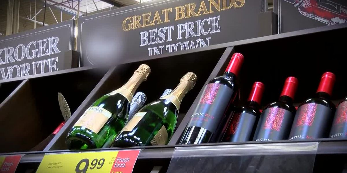 Consider This: Wine in Grocery Stores