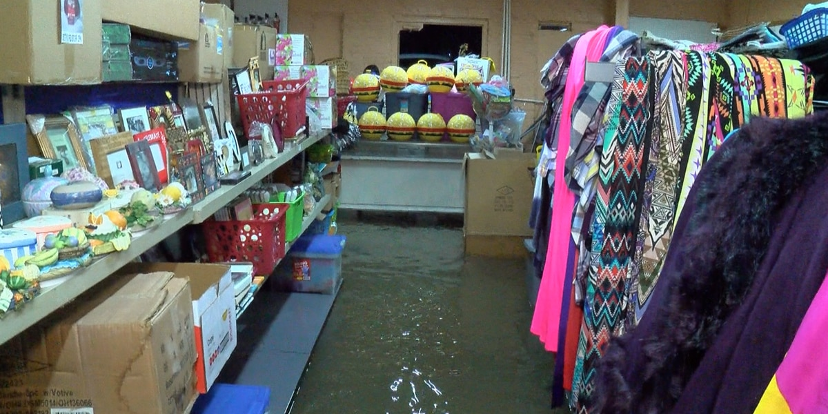 Couple takes great loss on side-by-side stores to flooding in Yazoo City