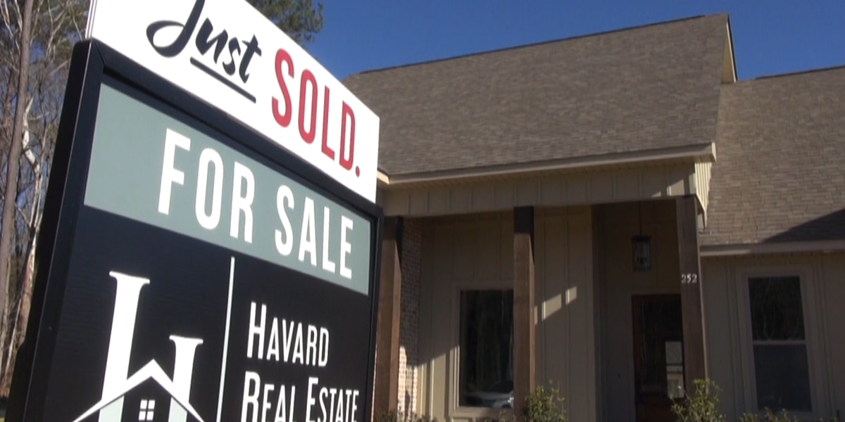 Real estate shortage causing seller's market in central Mississippi