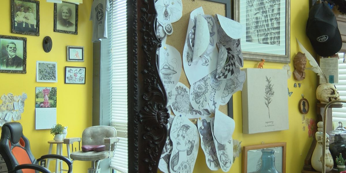 Tattoo shops institute extra safety measures to reopen in new normal