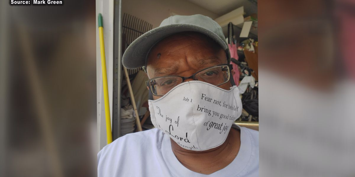Homemade surgical masks with Bible verses heading to Ga. hospitals