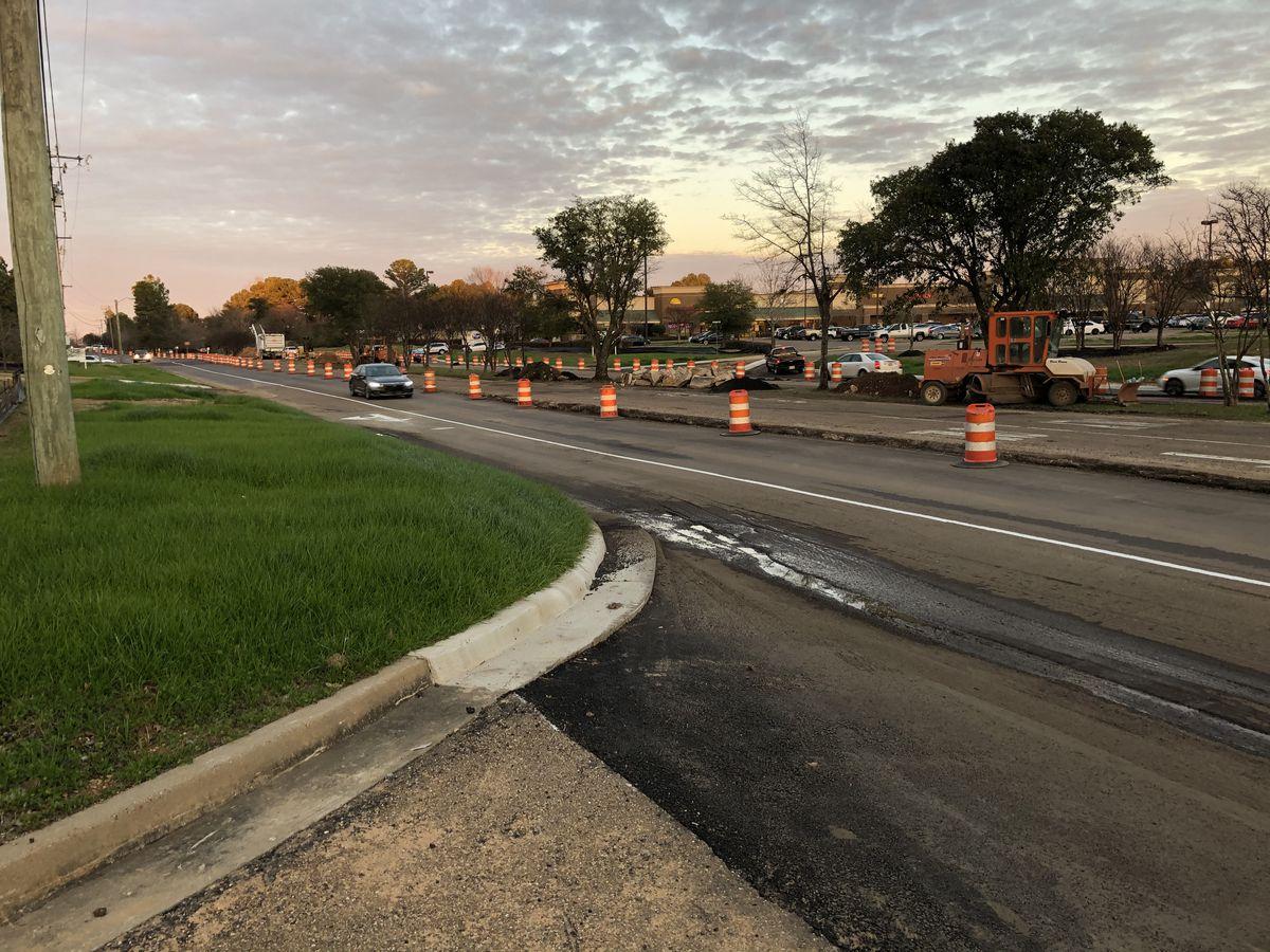 Northshore Spillway construction resumes after delays