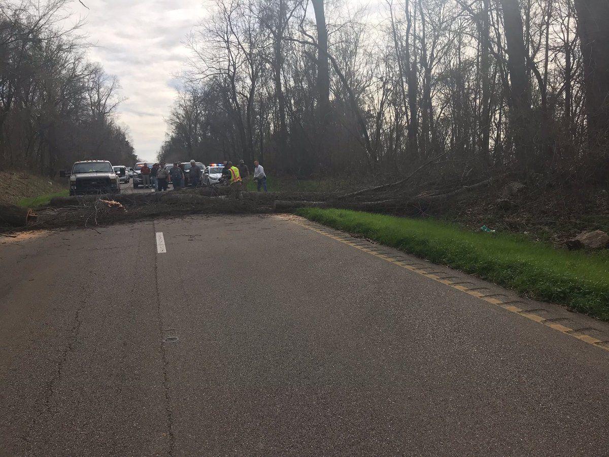 TRAFFIC ALERT: All lanes blocked on US-6 1 in Warren County between Vicksburg and Redwood