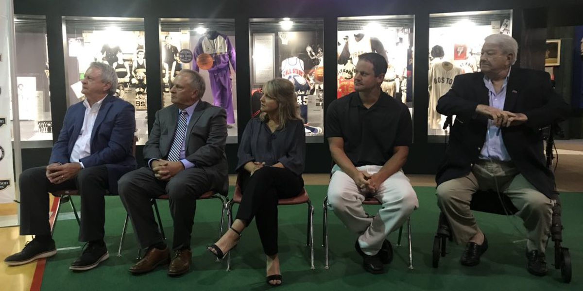 The Mississippi Sports Hall of Fame & Museum introduces Class of 2019