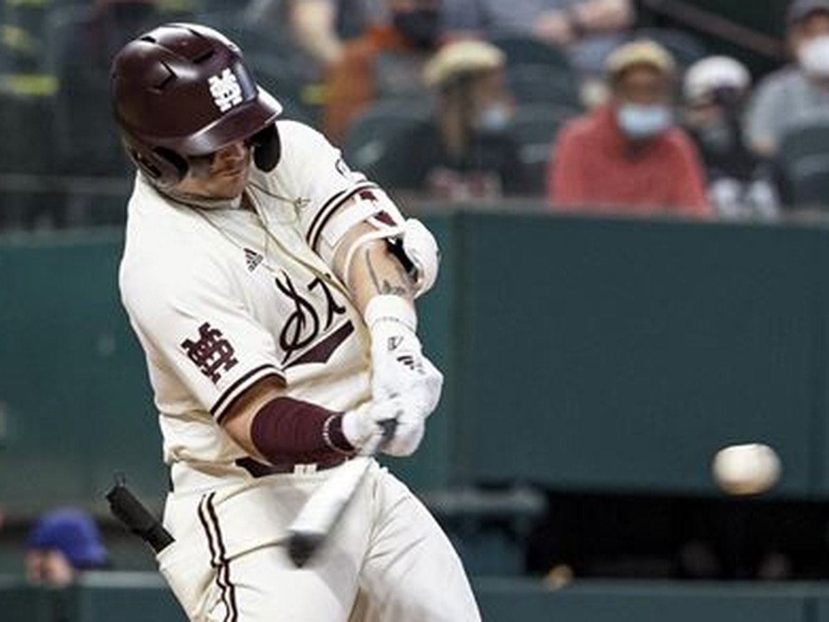 MSU pitching strikes out 20 to beat Southern Miss at Trustmark Park