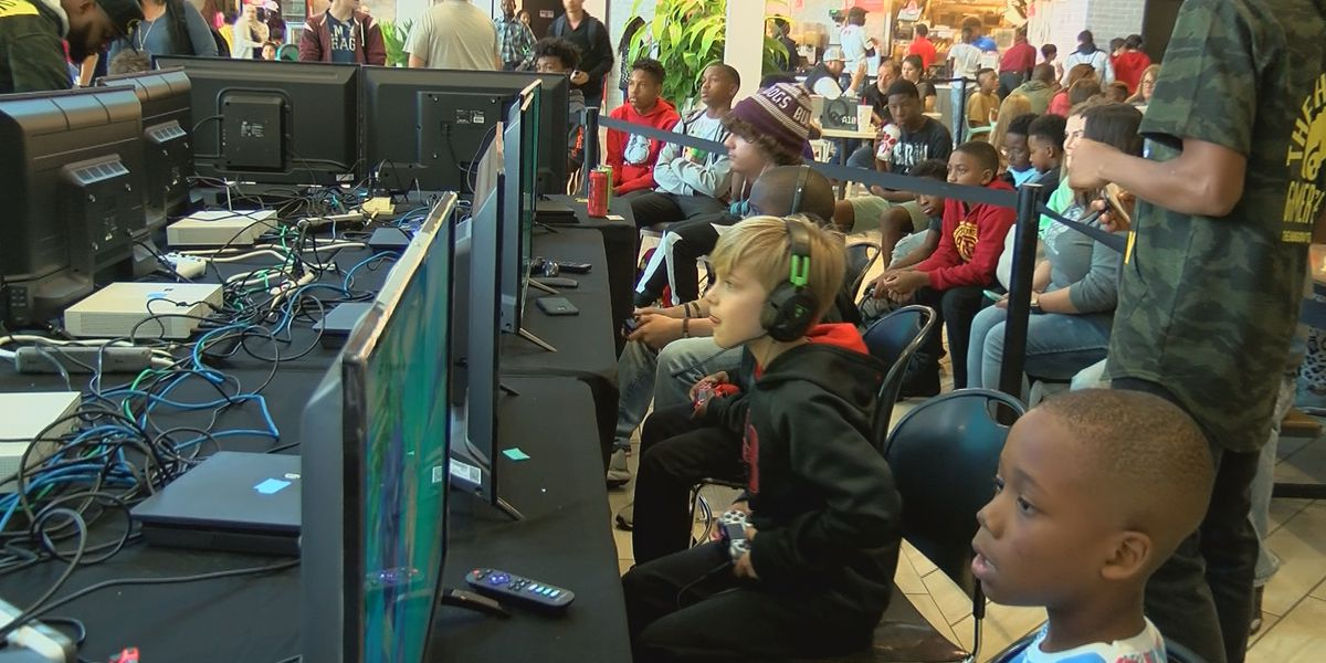 140 gamers compete in Fortnite Duo Tournament in Ridgeland