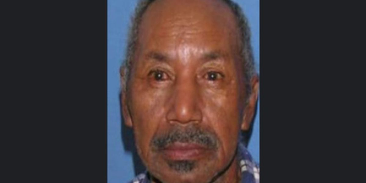 Silver Alert issued for missing 72-year-old man from Jackson