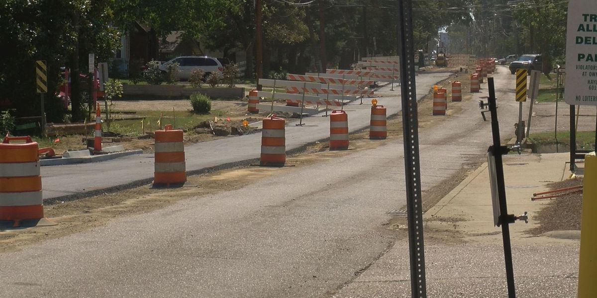 Reconstruction of State Street project in Jackson continues to move forward