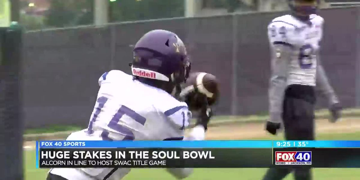 Huge stakes in the Soul Bowl for Alcorn