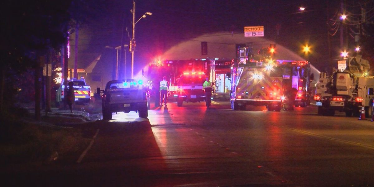 300 customers still without gas after late night gas line explosion