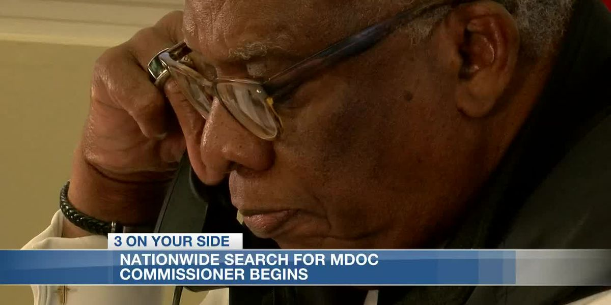 Vicksburg's Mayor Flaggs appointed to lead search for new MDOC Commissioner