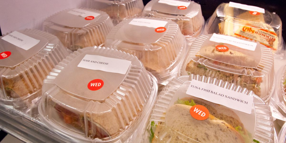 These schools are providing lunches for kids during coronavirus shutdown