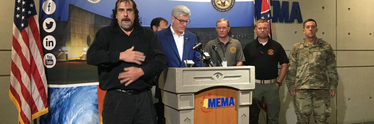 Governor provides updates on flooding in Warren County