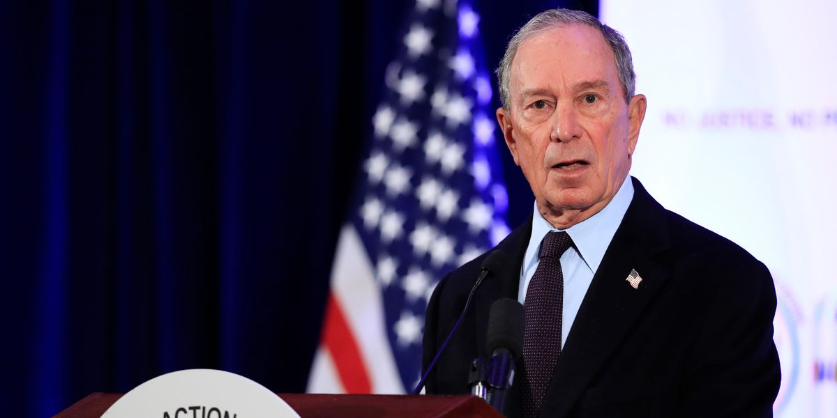 Mike Bloomberg to make stop in Jackson