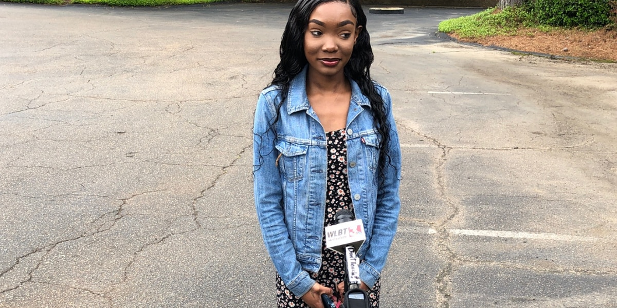 Jackson woman says she, daughter injured after crash with street racer