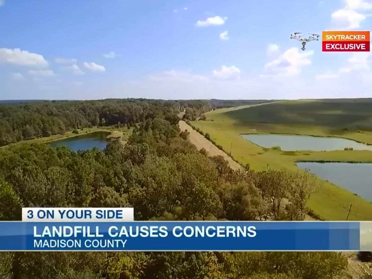 Proposed landfill creating stink in Madison County