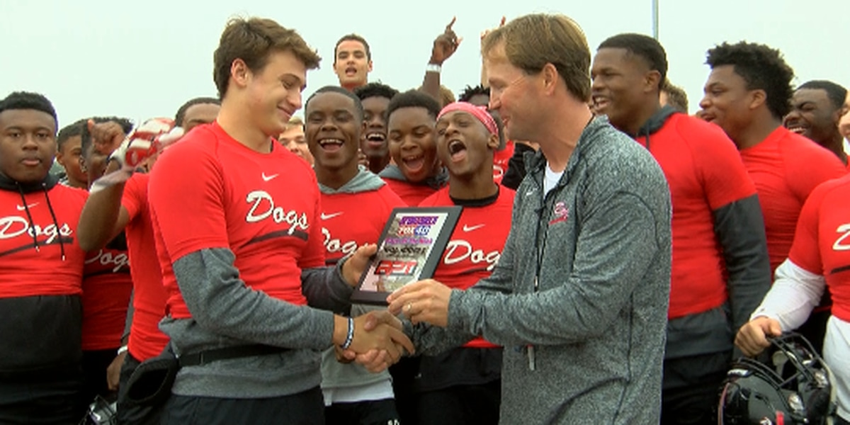 SportsDeck Player of the Week: Brandon's Will Rogers