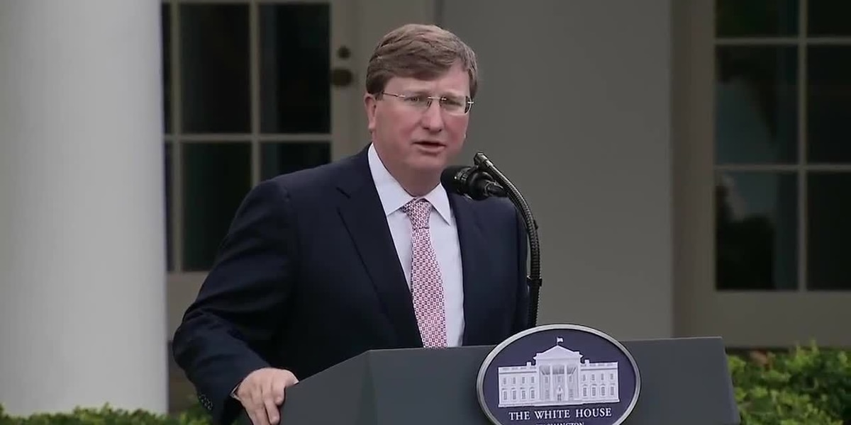 Gov. Reeves gives latest update on COVID-19
