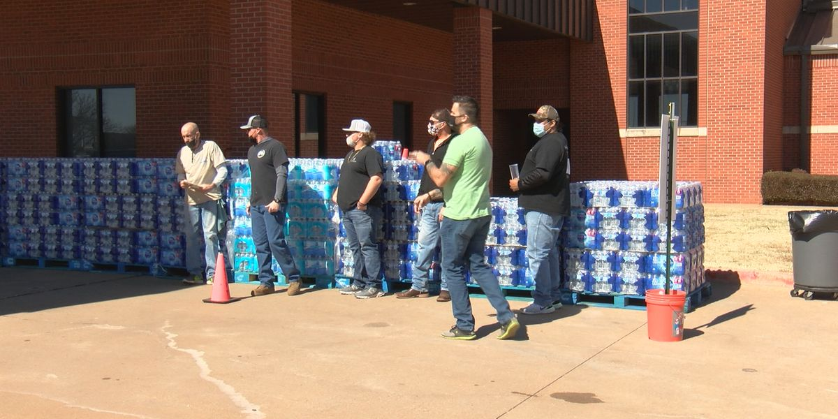See where you can find food, water beginning 9 a.m. Friday in Jackson