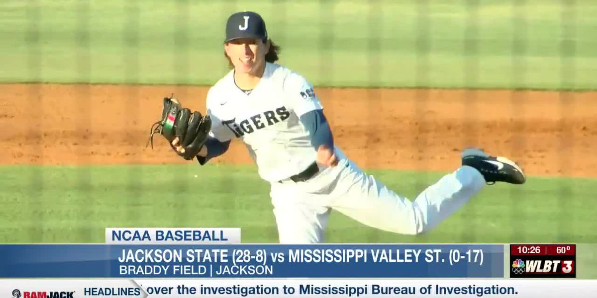 Becerra strikes out 17, JSU beats MSVU