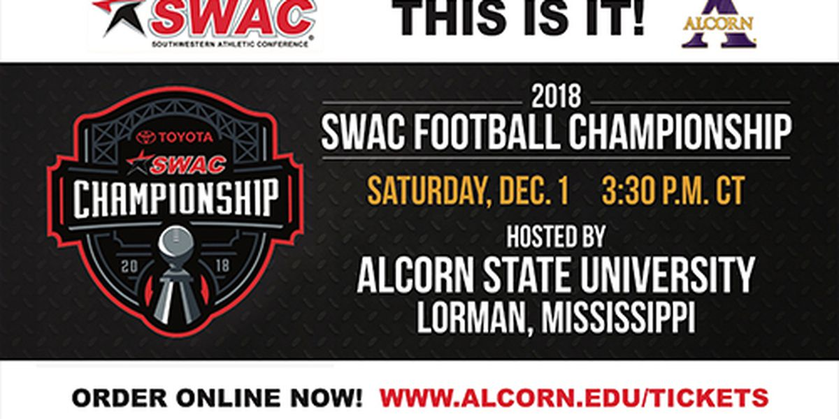 Alcorn State to host SWAC Championship