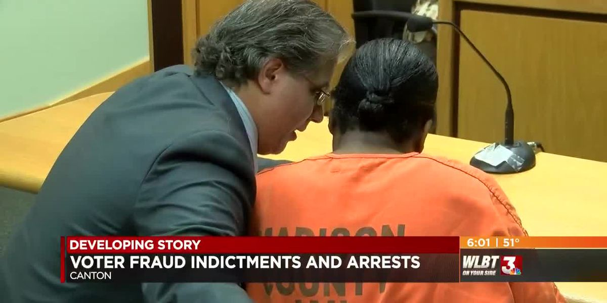 VIDEO: Voter fraud indictments served to several officials in Canton