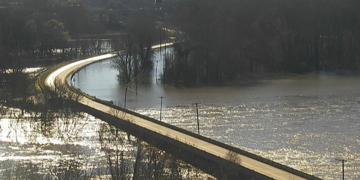 Portion of Old Brandon Road closed due to flooding