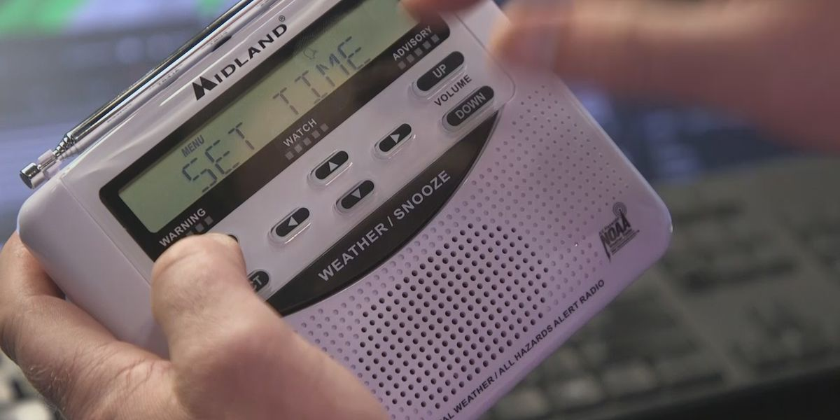NOAA: Weather radio back online in southwest Mississippi