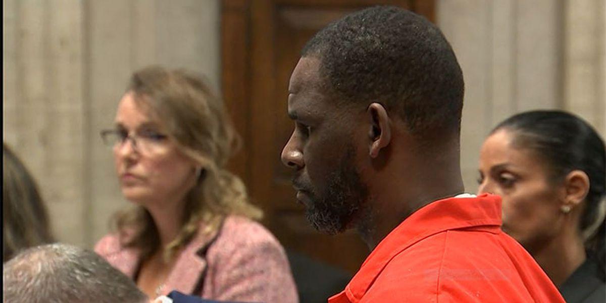R Kelly seeks release from jail, cites coronavirus risk