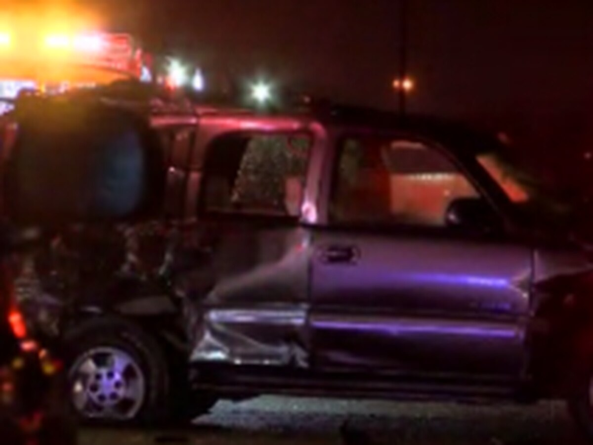 JPD investigating deadly multi-car pile up on I-20W near State St.