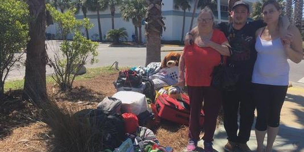 Family could be homeless as Hurricane Michael funds run out