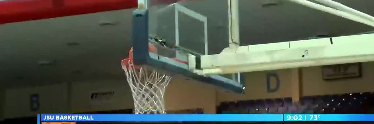 VIDEO: JSU ends homecoming weekend with basketball hype
