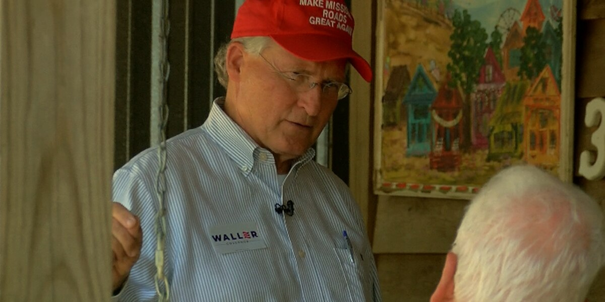 Bill Waller Jr. shares why he wants to be Mississippi's next governor