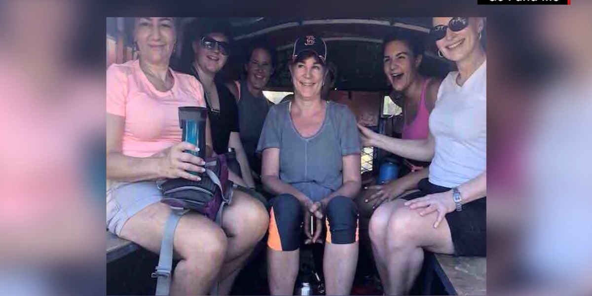 Canadian nurses trapped in Haiti start GoFundMe for helicopter rescue