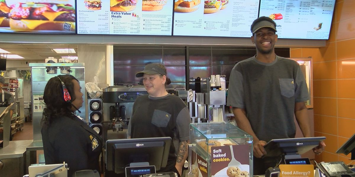 Brandon McDonald's manager gives second chances to the previously incarcerated