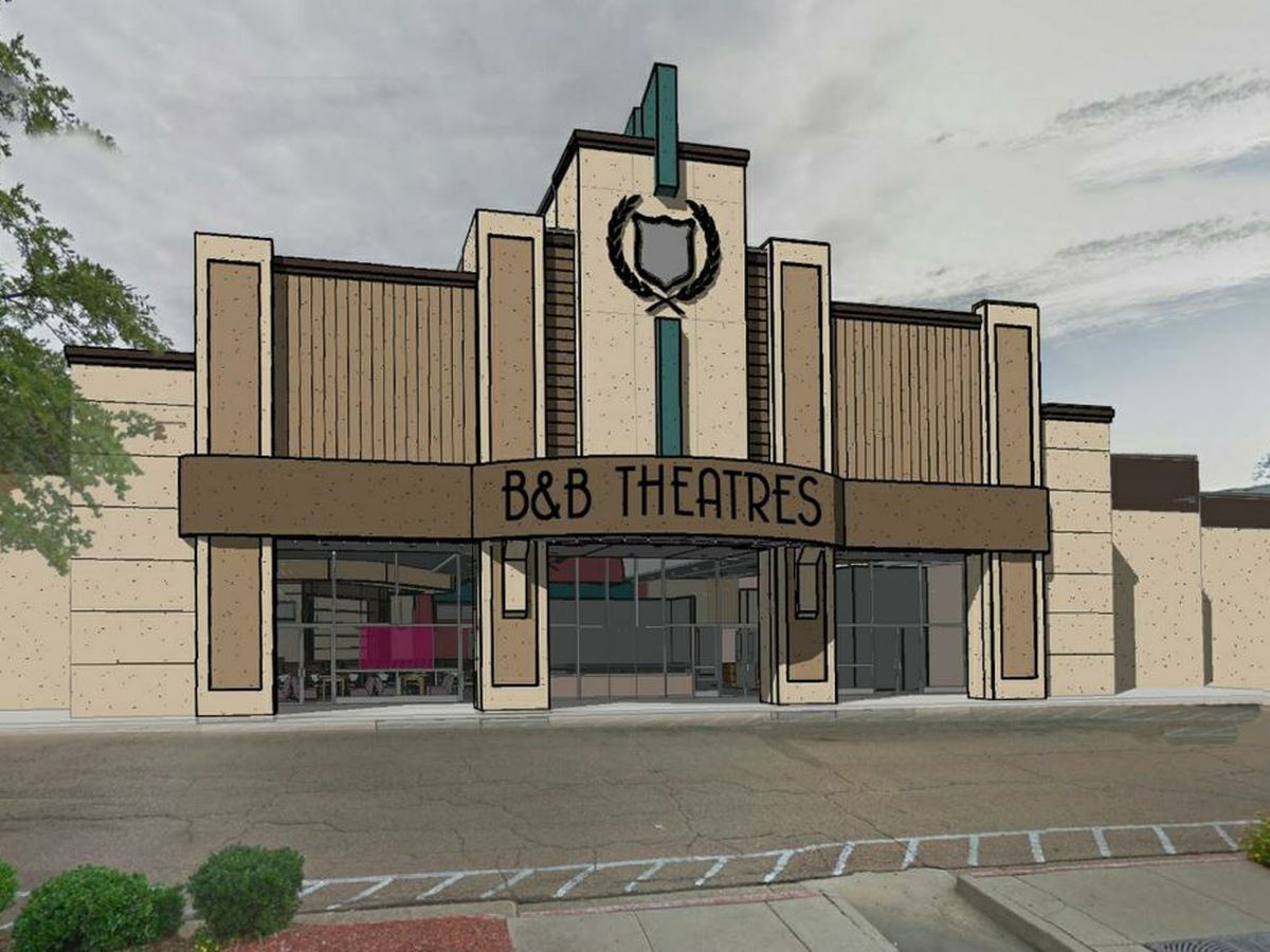 City approves redesign of soon-to-reopen Northpark cinema