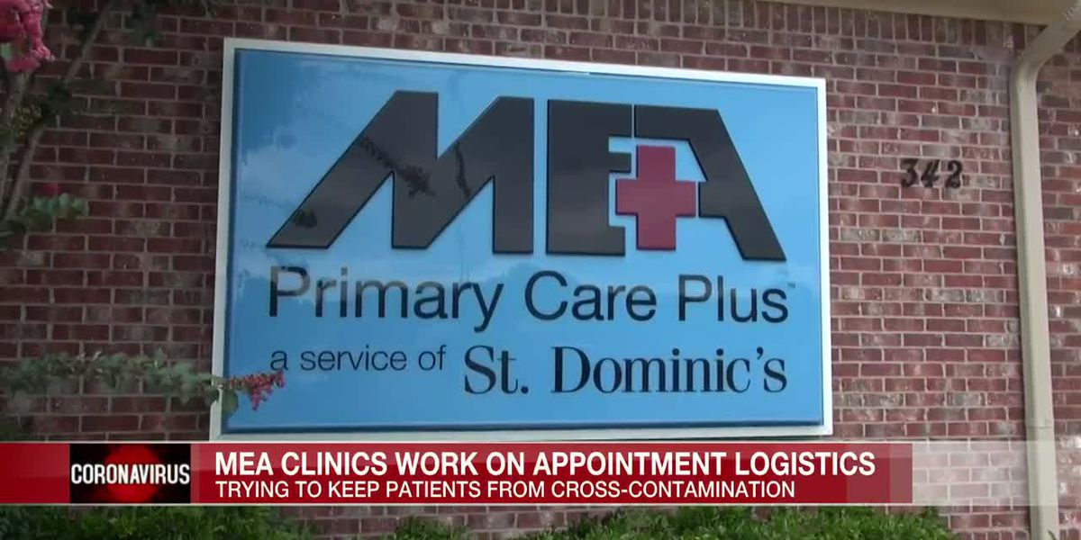 MEA clinics work on appointment logistics