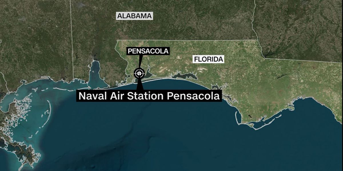 2 killed, others wounded in Florida Navy base attack; suspect dead