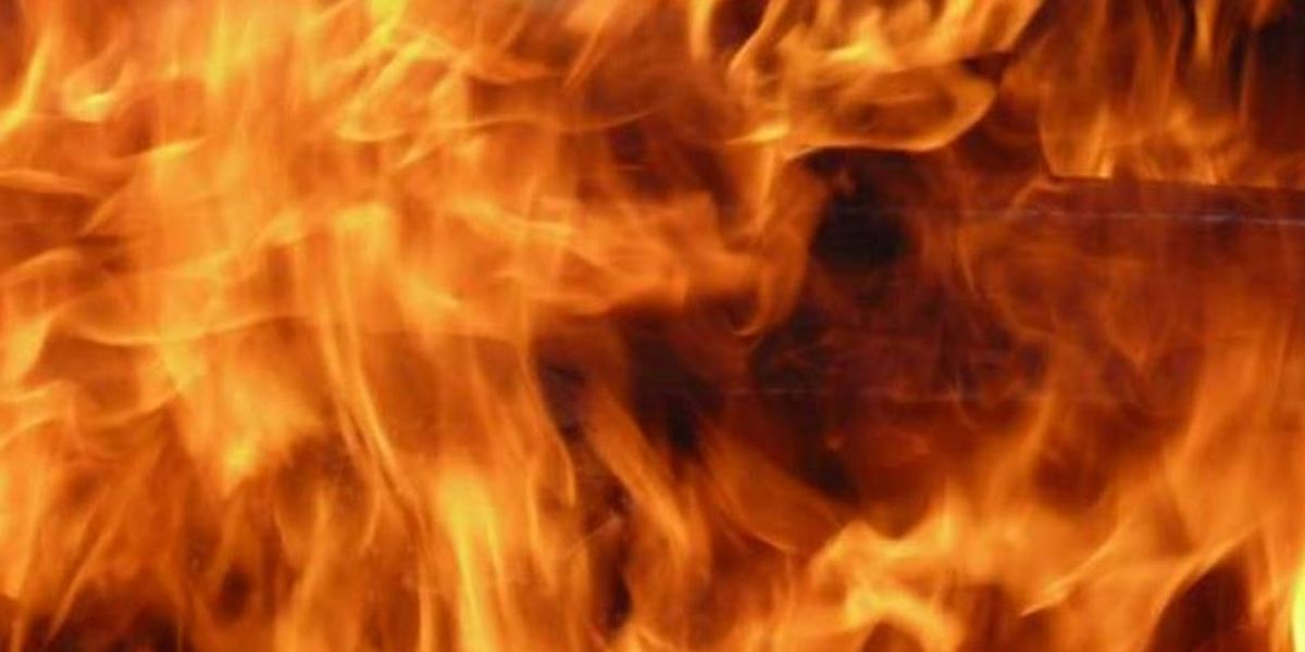 Home in Rankin Co. near reservoir catches fire