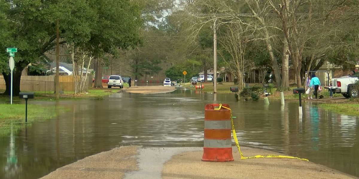 Regular insurance policies won't cover flood damage