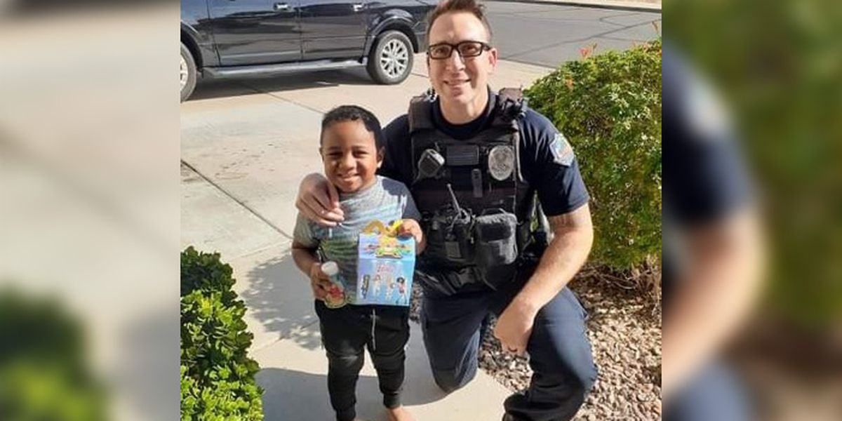 Arizona police: 5-year-old boy calls 911 to order a kid's meal