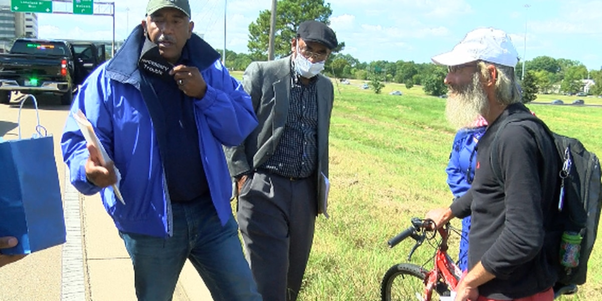 Taskforce launched to remove homeless people, vagrants from Hinds County streets