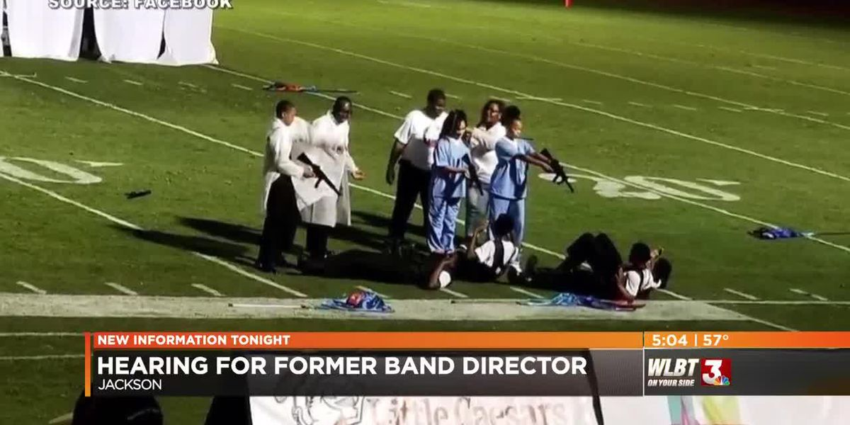 VIDEO: JPS hearing held for former Forest Hill band director