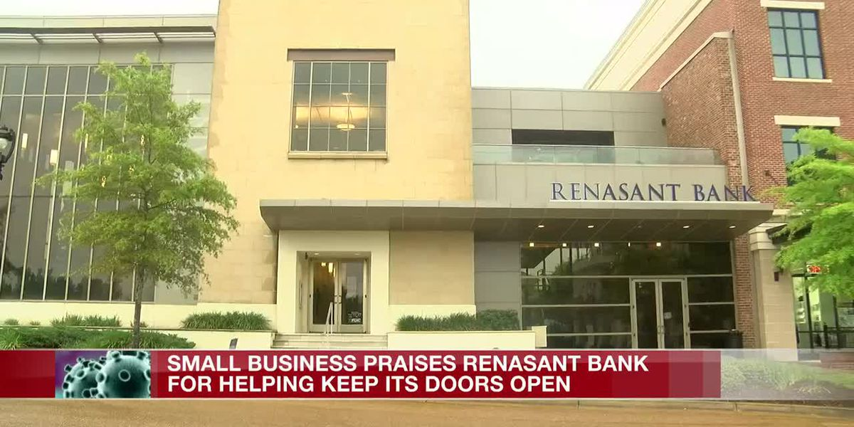 Small business owner praises Miss. bank for helping keep its doors open