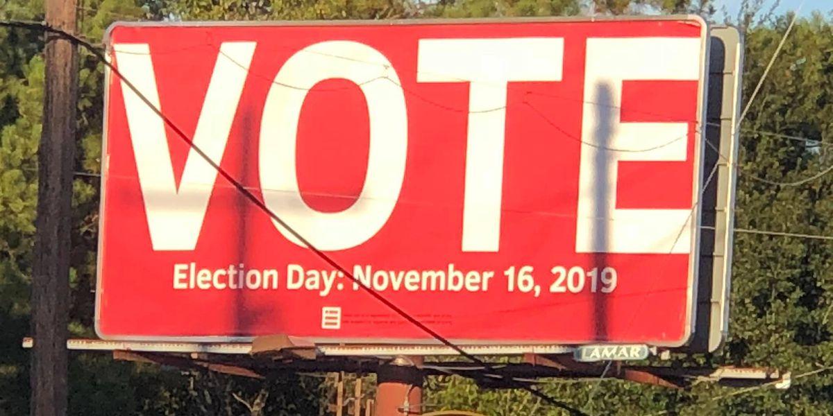 Jackson billboards falsely advertise election date