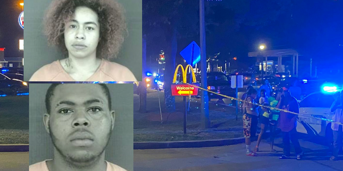 Girlfriend of alleged McDonald's shooter in Canton charged with 2 counts of murder